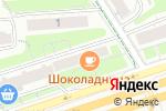 Схема проезда до компании МясновЪ Молоко в Москве