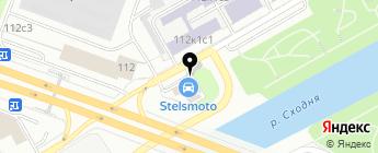 Stelsmoto на карте Москвы