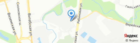 Decofin Group на карте Москвы