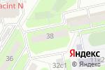 Схема проезда до компании Тяжелое в Москве