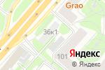 Схема проезда до компании Emilia Spanish в Москве