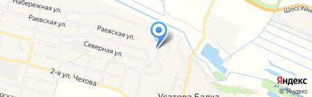 АБСОЛЮТ на карте Анапы