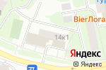Схема проезда до компании Элен Стоун в Москве