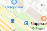 Схема проезда до компании Рублевка 28 в Москве