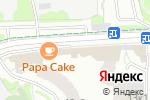 Схема проезда до компании МосОблЕИРЦ в Химках