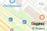 Схема проезда до компании Комсомольская Правда в Москве