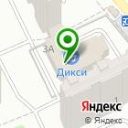 Местоположение компании Бензопила.ру