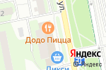 Схема проезда до компании Додо Пицца в Москве