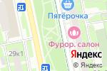 Схема проезда до компании Часовня Дмитрия Донского в Москве