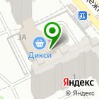 Местоположение компании Exist.ru