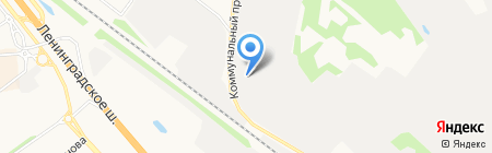 Химки Эксперт на карте Химок