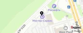 Kupikolesa.ru на карте Москвы