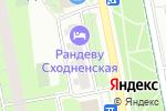 Схема проезда до компании Биорегенеративная медицина в Москве