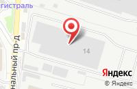 Схема проезда до компании Леган в Химках