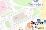 Схема проезда до компании Пожарная часть №4 в Москве