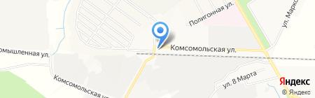 Платежный терминал МОСКОВСКИЙ КРЕДИТНЫЙ БАНК на карте Чехова