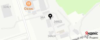 PR-Tuning.ru на карте Москвы