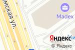 Схема проезда до компании InterHome в Москве