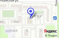 Схема проезда до компании АВТОГРАНД в Москве