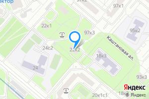 Сдается двухкомнатная квартира в Москве Ельнинская ул., 22к2