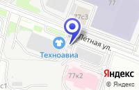Схема проезда до компании ПТК ЮНИТАЛ в Москве