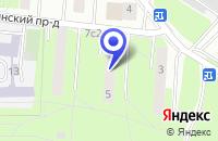 Схема проезда до компании ПУЛЕВОЙ СТРЕЛЬБЕ ЛЫЖАМ ПО БИАТЛОНУ ДЮСШОР ТУШИНО в Москве