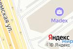 Схема проезда до компании Maripak Moscow в Москве