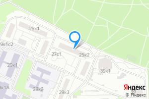 Снять однокомнатную квартиру в Москве м. Спартак, улица Исаковского, 25к2