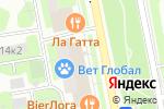 Схема проезда до компании Магазин сумок в Москве