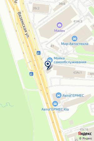 АВТОТРАНСПОРТНАЯ КОМПАНИЯ ТУРОС на карте Новой