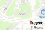 Схема проезда до компании Время в Москве
