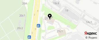 Olimpiaautoglass на карте Москвы