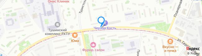 улица Героев Панфиловцев