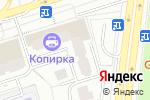 Схема проезда до компании СФ-сервис в Москве