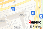 Схема проезда до компании Строй Fox в Москве