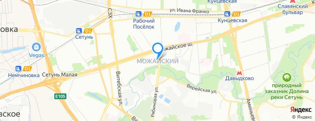район Можайский