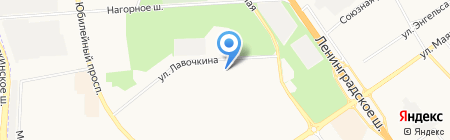 АВТО МАКЛЕР на карте Химок