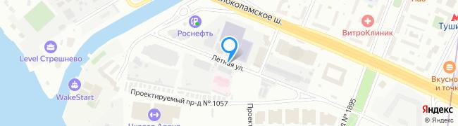 Лётная улица