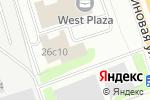 Схема проезда до компании ТАЛМЕР в Москве