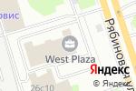 Схема проезда до компании ЭйрТехнэ в Москве