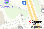 Схема проезда до компании НАЗ в Москве