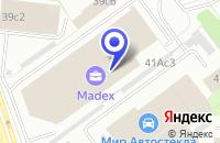 Схема проезда до компании ПТФ ДВЕРИ ЮНИОН в Москве