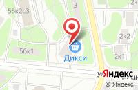 Схема проезда до компании Успех нашей работы - 543 в Москве