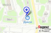 Схема проезда до компании ПТФ СМ МИШЕЛЬ в Москве