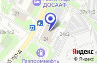 Схема проезда до компании АМГ в Москве