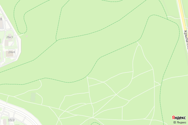 Ремонт телевизоров Район Крылатское на яндекс карте