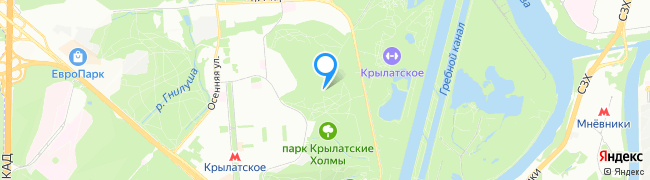 район Крылатское
