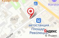 Схема проезда до компании Нефролайн в Серпухове