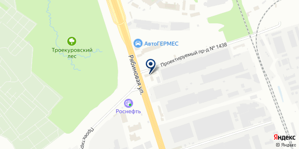 МАГАЗИН КОСМЕТИКИ ПОЛИТЕТ на карте Москве