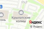 Схема проезда до компании Спектрум Вижн в Москве